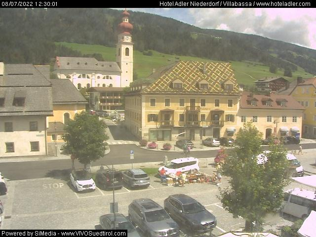 Webcam a Villabassa
