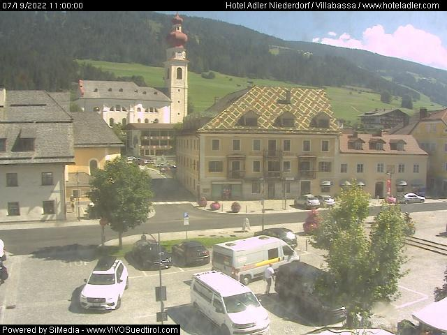 Webcam Niederdorf/Villabassa